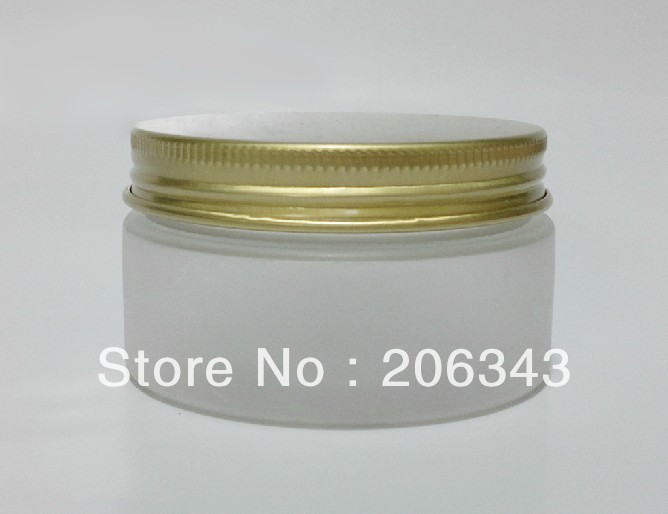 120G frosted PET cream bottle,cosmetic container,,cream jar,Cosmetic Jar<br><br>Aliexpress