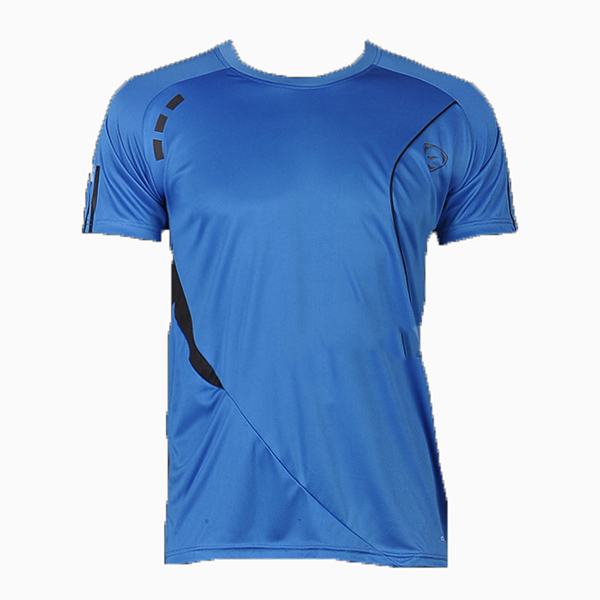 Top Fashion Summer Wicking Boys Breathable Short Sleeve Sport Men Jersey Slim Fit Quick Dry Outdoors Jerseys(China (Mainland))