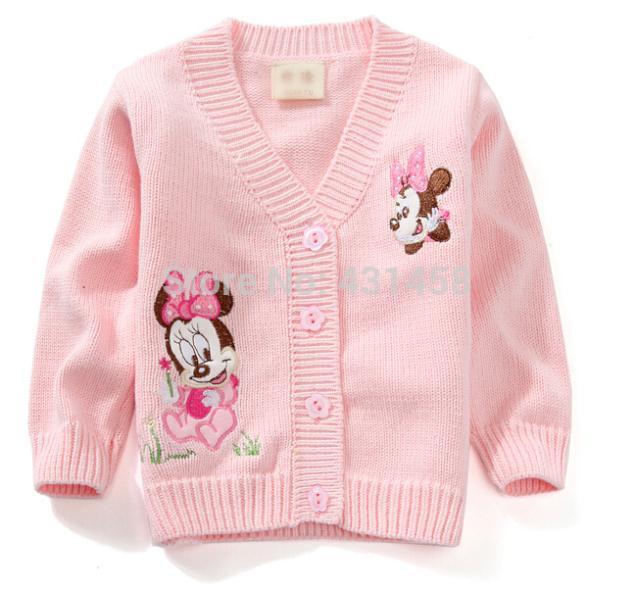 Free shipping 2015 autumn Child sweater,girl baby cardigan long-sleeve cardigan female child sweater baby clothing(China (Mainland))