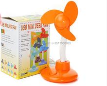 Детская мини вентилятор работает на батарейках вентилятор разнообразие цветов на выбор. Охлаждения немой студент новый вентилятор