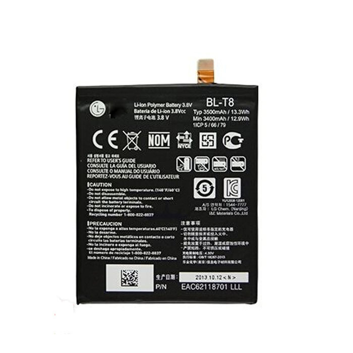 Original 3 8V 3500mAh Phone Battery BL T8 For D950 D955 D959 LS995
