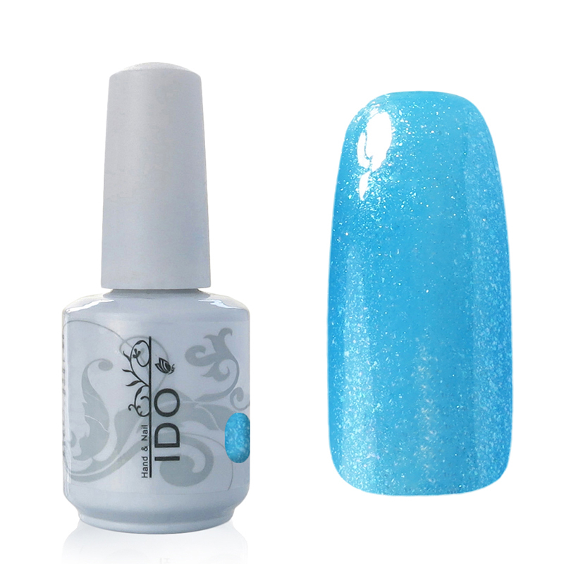 Long Lasting Fashion IDO 1365 Nail Salon Gel UV Led Gel