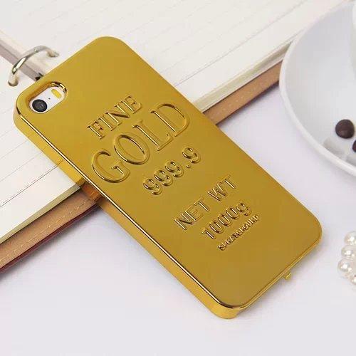 Phone Case Wallpaper Case Luxury Gold Bar Phone