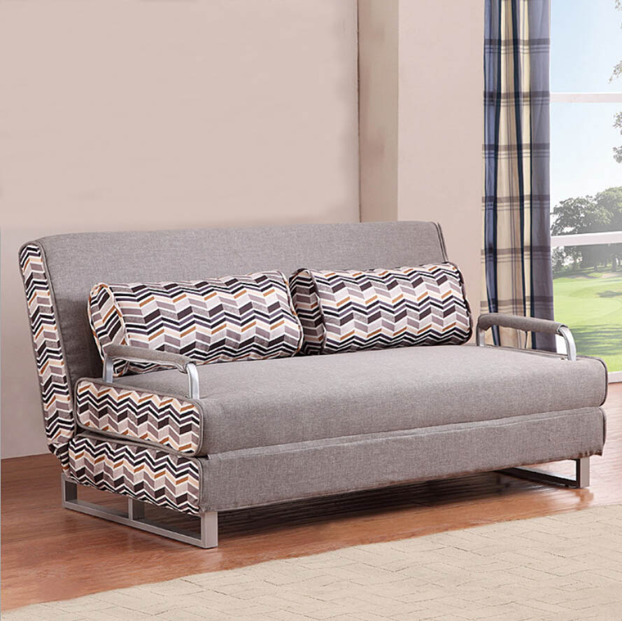 Webetop Modern Home Furniture Multifunction Foldable Sofa Bed Casual Furniture Extend To Bed