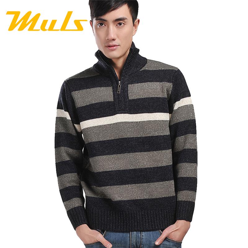 Мужской пуловер MULS 2015 masculinas trussardi blusas colcci 13503