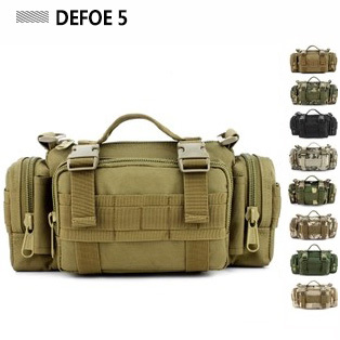 MOLLE panel 3 functions waist shoulder pack bag Ultra-light Hunting Soldier Ultimate Stealth Heavy Duty Carrier Free Shipping(China (Mainland))