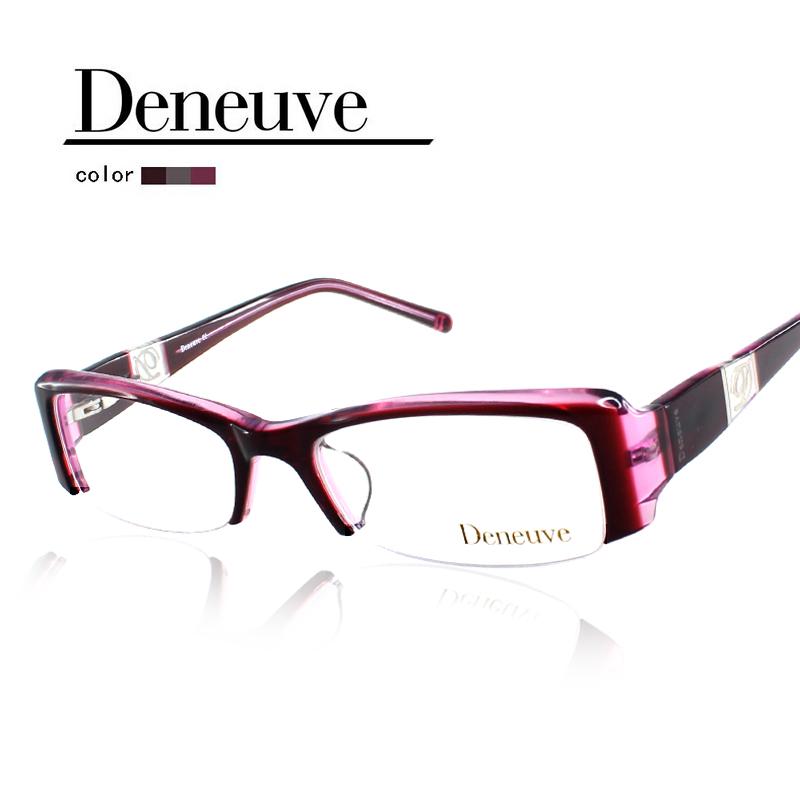 Eyeglasses Half Rim Frame | SEMA Data Co-op