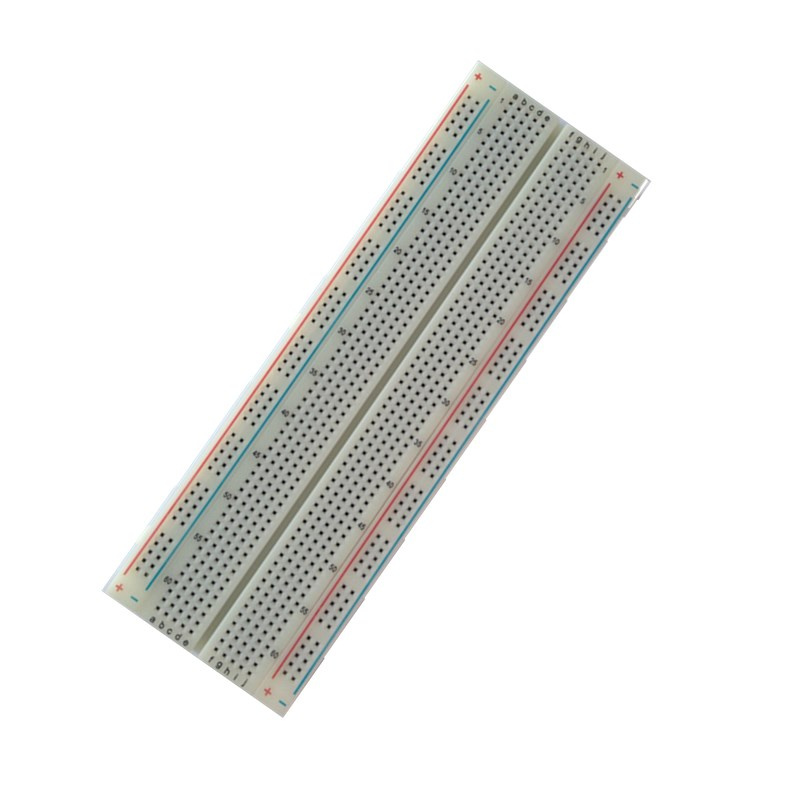NEW MB-102 MB102 Breadboard 830Point Solderless PCB Bread Board Test Develop DIY SG190-SZ(China (Mainland))