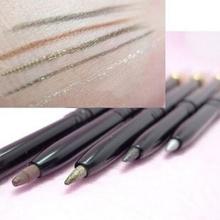 Eye Make Up Eyeliner Pencil Waterproof Eyebrow Beauty Pen Eye Liner Lip sticks Cosmetics Eyes Makeup