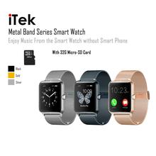 Новый J50 смарт часы телефон NFC 2 г интернет Bluetooth носимых устройств поддержка SIM карты 32 г карты памяти Smartwatch для Apple , Android