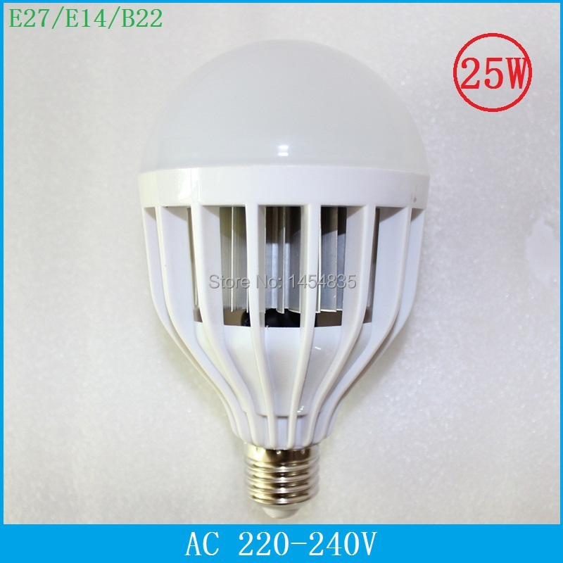 5 Pcs High Brightness LED Bulb Lamp E27 E14 B22 25W 30W 40W 50W SMD 5730 AC 220V 230v 240V Cold White/warm White Led Light<br><br>Aliexpress