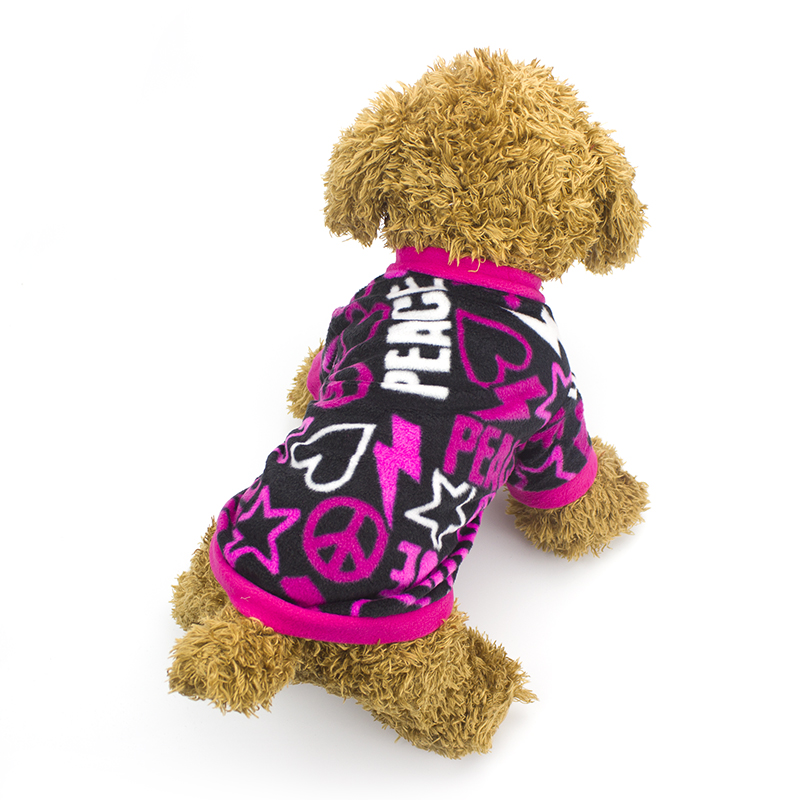 Spring Pet Dog Clothes Coat Puppy Vest Shirt Pullover Jersey Clothing Teddy Chihuahua Roupa de Cachorro 10