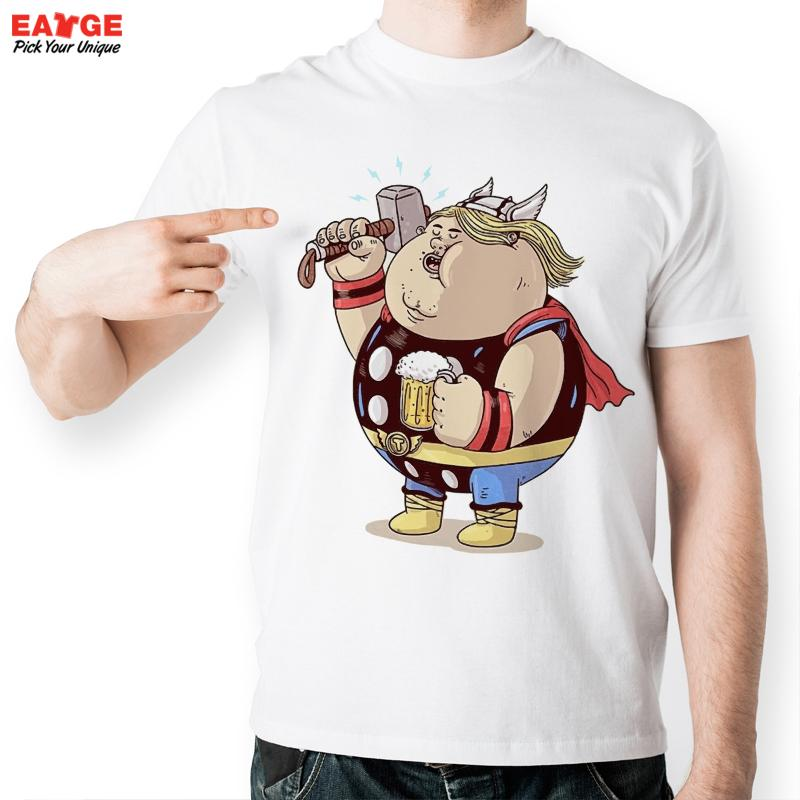 [MASCUBE] Short Sleeve T Shirt Summer Style Fat Funny Cool Creative T-shirt Anime Printed Tshirt Unisex Tee Fashion New Design(China (Mainland))