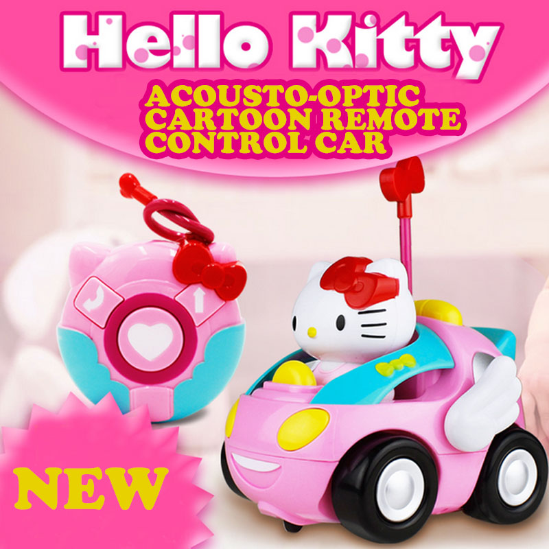 Hello Kitty Toy Car For Girls : Girls electric car promotion shop for promotional
