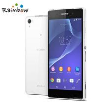 """Buy Sony Xperia Z2 Original Unlocked GSM Android Quad-Core 3GB RAM D6503 3G&4G 5.2"""" 20.7MP+2.2MP WIFI GPS 16GB for $123.94 in AliExpress store"""