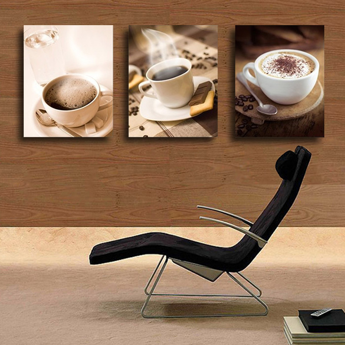 Acquista all'ingrosso online coffee cup oil painting da grossisti ...