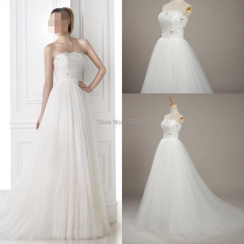 Beach wedding dresses in wedding dresses 2015 organza and for Tulle and organza wedding dresses