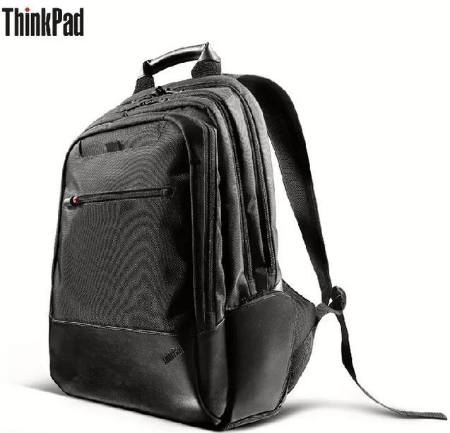 original Lenovo ThinkPad backpack 14 inch 15.6 inch Laptop Bag 43R2482 Huge Capacity Velvet Sleeve Travel Laptop Backpack(China (Mainland))