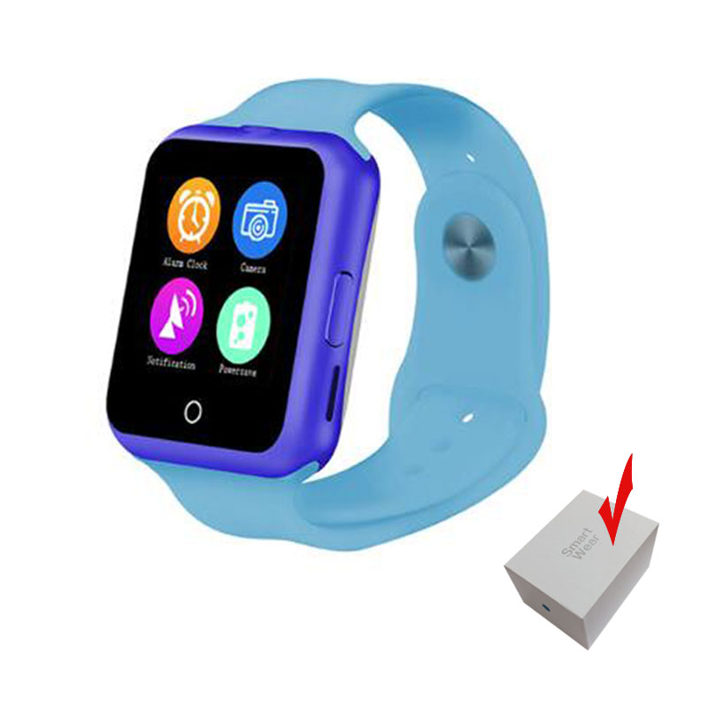 C88 Bluetooth Children's Smart Watch Phone Kid Boy Girl Sync Support SIM Card Multilanguage SmartWatch For Huawei Android \ U80S(China (Mainland))