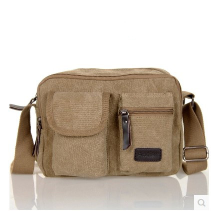 Free Shipping!Hot-selling Multifunctional Casual Canvas Messenger Bags Outdoor Sports Messenger Bags E552(China (Mainland))