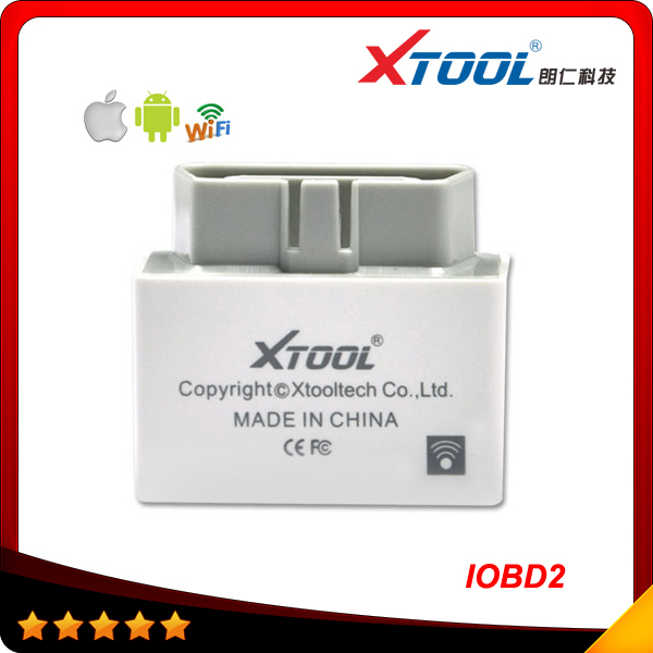 2016 Newly iOBD2 Diagnostic tool Iphone/Android Wifi iobd 2 - OBD FOX TECH Co.,Ltd store