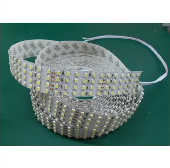 Hot sale Quad row led strip light 33.6W/m 480leds/m 4 lines smd 3528 led strip(China (Mainland))