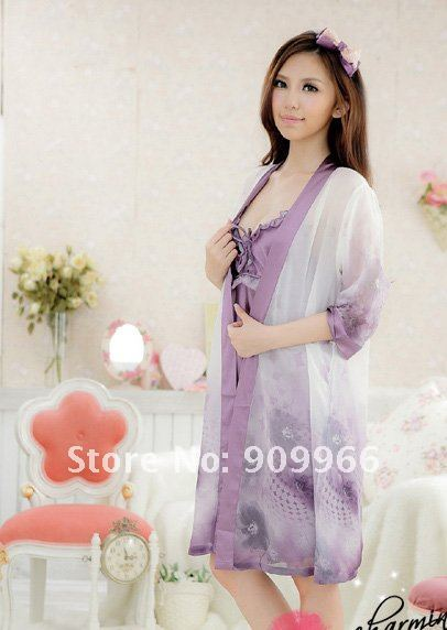 hotselling Lingerie ,nightgown ,pajamas   nightclothes;  night gown A0016 intimates & sleep
