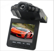 H198 HD camera 2.5″ met night vision en G-sensor