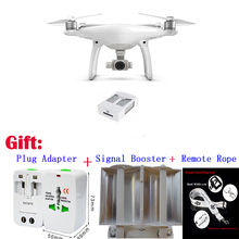 DJI Phantom 4 RC Drones Quadcopter Helicopter Multicopter with One Extra Battery 4K Camera Aerial Photography Visual Tracking(China (Mainland))