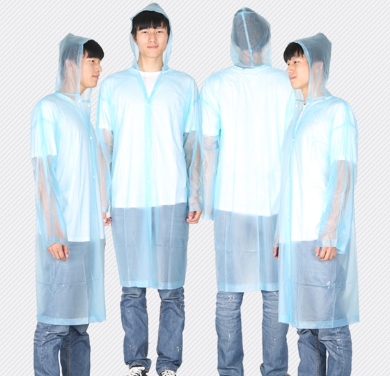 3111 font b Burberry b font disposable raincoat portable raincoat rain gear hot selling font b