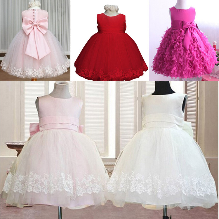 Kids clothes fashion solid girls dress summer party sleeveless baby clothing princess tulle dresses children tutu for girlsHA073(China (Mainland))