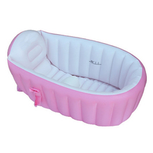 Inflatable swimming pool Baby bath tub children bathtub bath barrel tubs(China (Mainland))