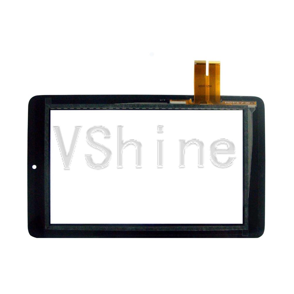 wholesaleAAA Качество сенсорного экрана digitizer стекло замена датчиков панели для Asus ME172 Мемо Pad ME172V черный с бесплатных инструментов
