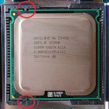 Xeon E5450 (3.0GHz/12M/1333) Processor works on LGA 775 mainboard no need adapter