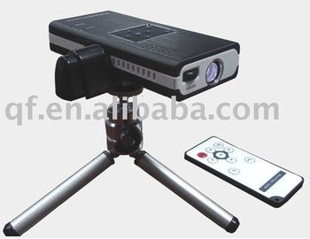 wholesale and retail free shipping Pocket Cinema YT705 mini projector