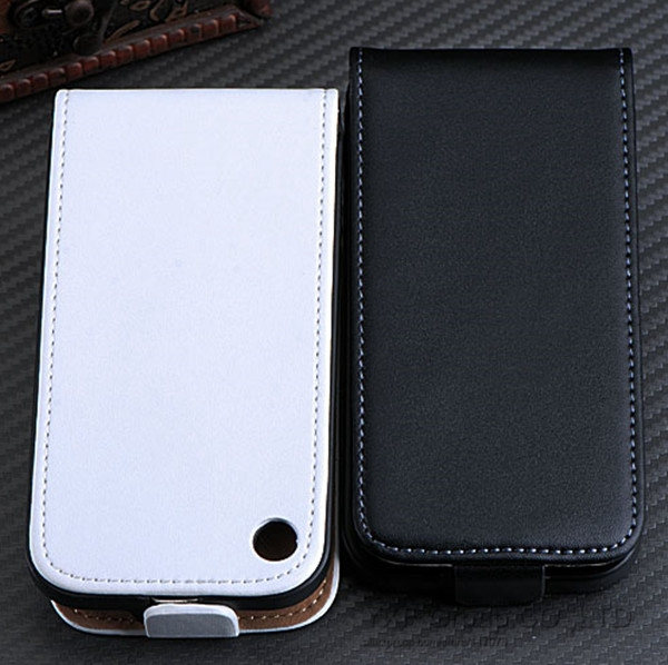 Korean Style Luxury Genuine Leather Case For iPhone 3G 3GS Vertical Magnetic Flip Cover Retro Elegant Vintage High Quality(China (Mainland))