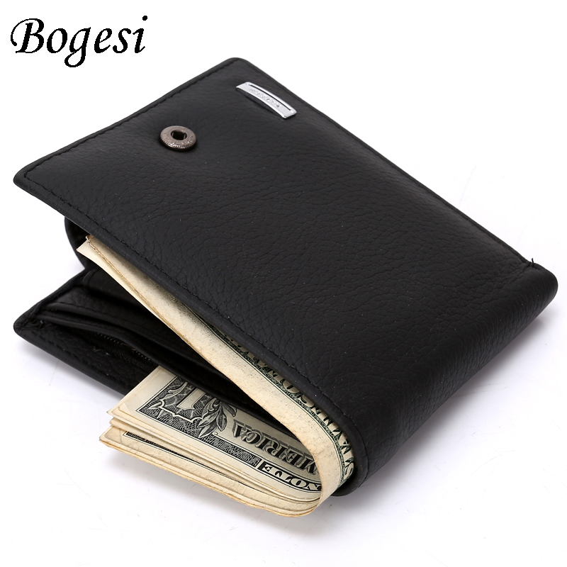 Genuine Leather Wallet Purses Men's Wallets Coin bag Carteira Masculina Porte Monnaie Monedero Famous Brand Male Man Wallets 208(China (Mainland))