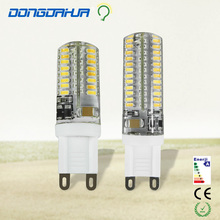 Buy leds g9 3014 g9 led lamp bulb cereal ac 220 v 3w5w 3014 64 96 leds lamp led light 360 degrees replace halogen lamp for $1.25 in AliExpress store