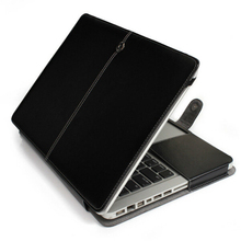 Fashion Laptop Shell Cover Bag For Macbook Pro retina 13 Leather Case Sleeve(China (Mainland))