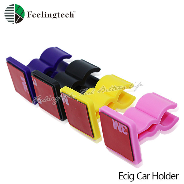 E cigarette Car Holder Electronic Cigarette Plastics Pen Display Stand Base Mount for eGo Evod Mods