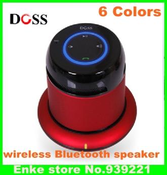 Фотография hot sale Doss Asimom DS1168 wireless Bluetooth speaker Voice prompt Handsfree Alloy steel Air Bass Power bank for iphone/ipad