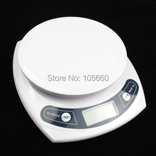 Portable 3kg mini electronic kitchen scale food for 0 1g kitchen scales