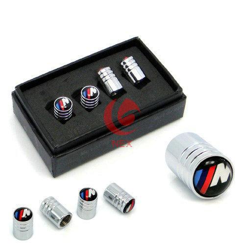 Chrome Metal Car Wheel Tire Valve Caps For BMW E46 E52 E53 E60 E90 E91 E92 E93 F01 F30 F20 F10 F15 F13 M3 M5 M6 X1 X3 X5 X6(China (Mainland))