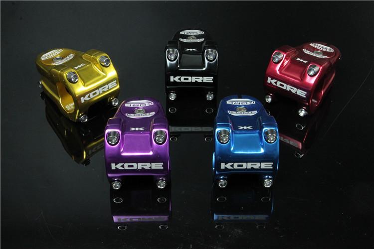 Фотография Free shipping Kore rivera 42.5mm dj am fr dh mountain bike Ultra light Super hard short stem