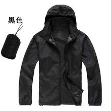2015 New Outdoor Sport Skin Jacket Windbreaker Waterproof Sun & UV protection Movement Coat Lightweight Quick-dry Hiking Jackets(China (Mainland))