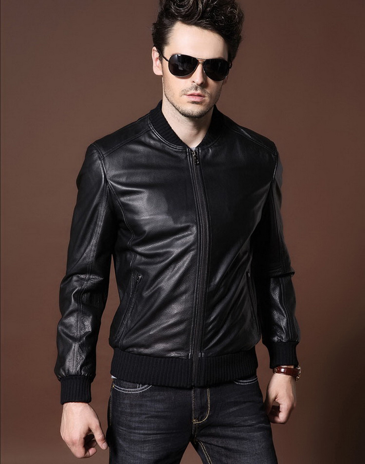 Leather Man Jackets - Jacket