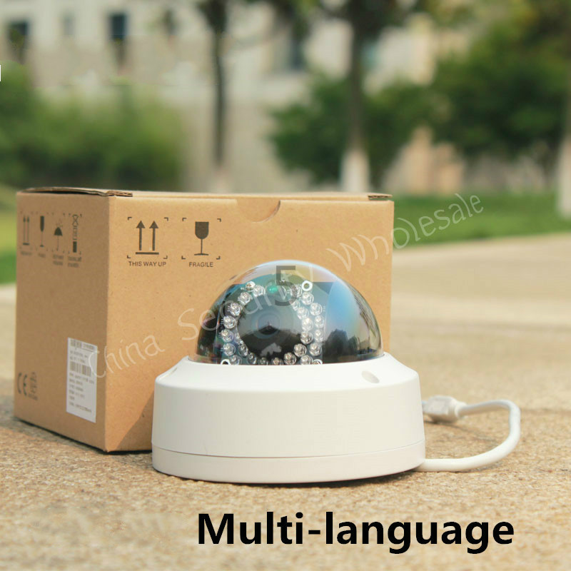 New Arrival 3Mp Alarm I/O interface Mini Dome Camera POE IP CCTV camera DS-2CD2135F-IWS H.265 with WIFI replace DS-2CD2132F-IWS
