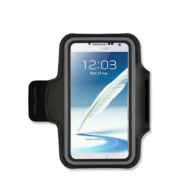 Running Sports Workout Armband Phone Case Arm Cover Pouch for Samsung Galaxy Note 3 N9000 N9005 2 N7100 N7102