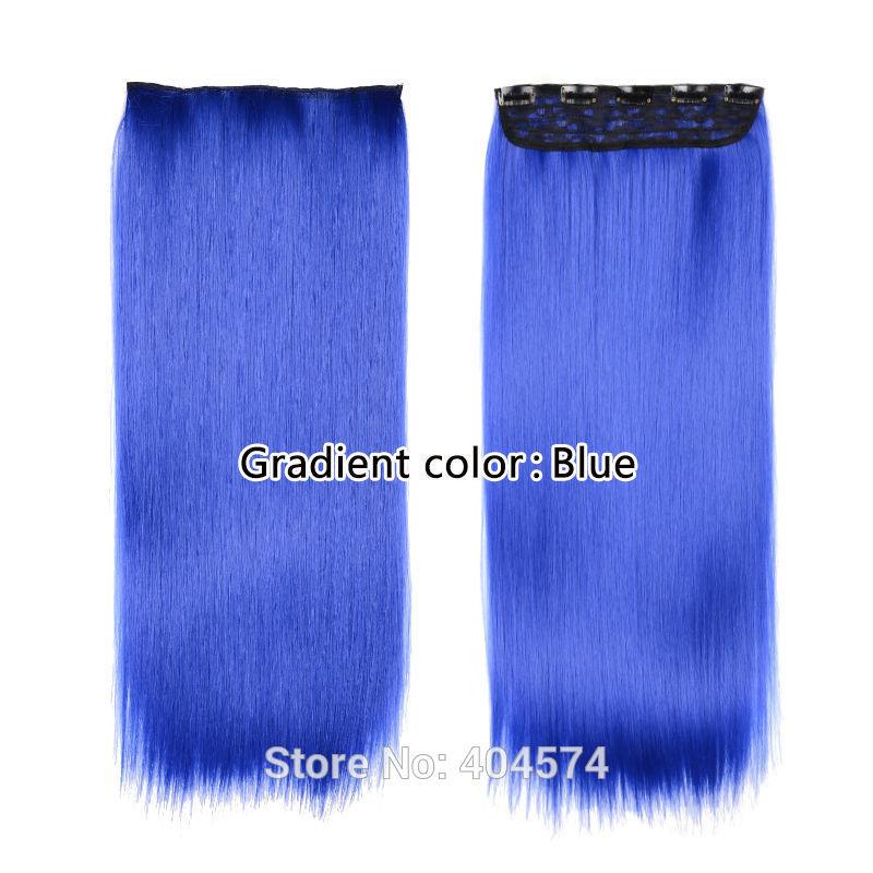 Yestar Hair 1 5Clips Dip 5Clips 110g 60 16Colors GH013 yestar hair 1 5clips dip 5clips 110g 60 16colors gh013