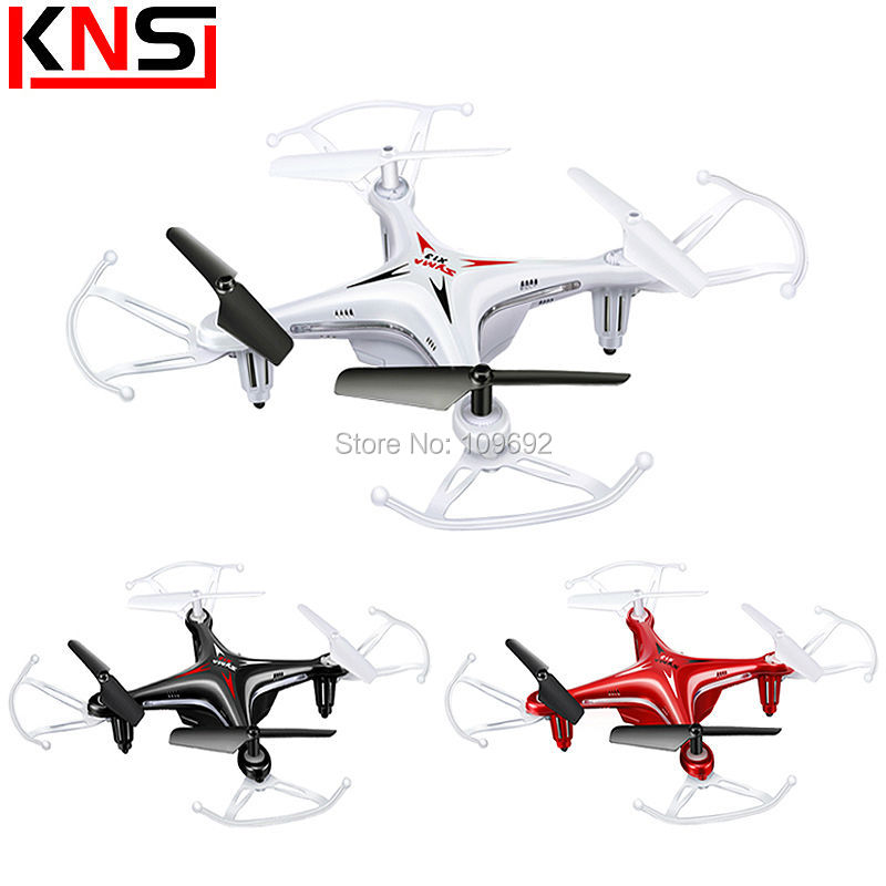 Original SYMA X13 Storm RC Drone Mini Quadcopter 2.4G 4CH 6-Axis Quad Copter Headless Helicopter Gift For Kid VS H8 Mini H21 H22(China (Mainland))